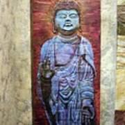 Lord Buddha  Art Print