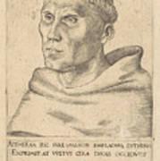 Lucas Cranach The Elder Art Print