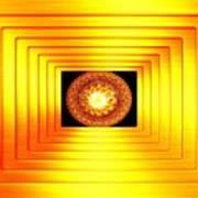 Luminous Energy 7 Art Print