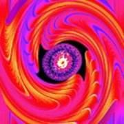 Luminous Energy 8 Art Print