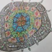 Madala Art Print