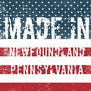 Made In Newfoundland, Pennsylvania Art Print