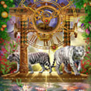 Magical Moment In Time Art Print