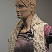 Mannequin. Art Print