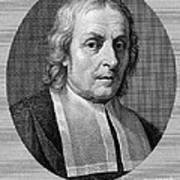 Marcello Malpighi, Italian Inventor Art Print