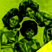 Martha And The Vandellas Collection Art Print