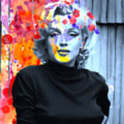 Marylin  Art Print