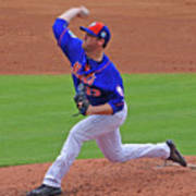 Matt Harvey Art Print