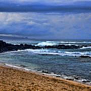 Maui Beach Art Print
