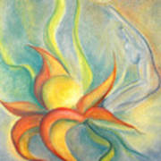 Menopause Art Print
