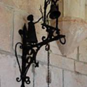 Miami Monastery Bell Art Print
