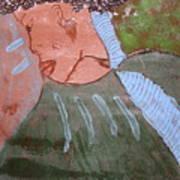 Michelle - Tile Art Print