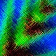 Micro Linear 7 Art Print