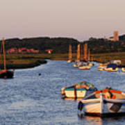 Morston Creek Art Print