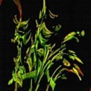 Motif Japonica No. 5 Art Print
