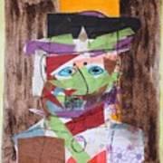 Mr Leopold Bloom Art Print