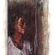 Mrs. Henner Art Print