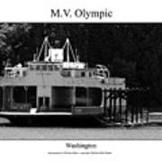 Mv Olympic Art Print
