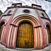 Naguanagua Church Art Print