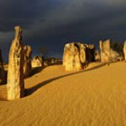 Nambung Desert Australia 1 Art Print