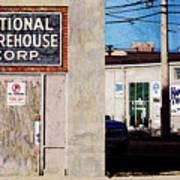 National Warehouse Corp Art Print