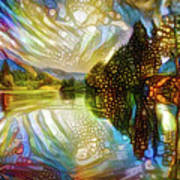 Nature Reflections Art Print