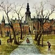 nature Rien Poortvliet Art Print