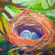 Nest Of Prosperity 6 Art Print