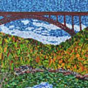 New River Gorge Art Print