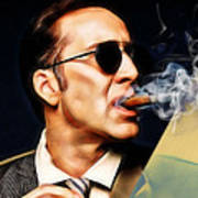 Nicolas Cage Collection Poster