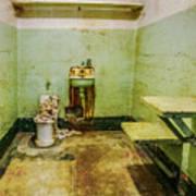 Alcatraz Cell 1 Art Print