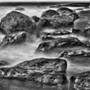 Ocean Break Art Print