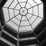 Octagon Skylight Art Print