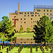 Oklahoma City National Memorial Art Print