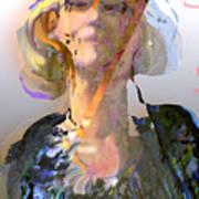 Olga Art Print