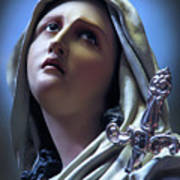 Our Lady Of Sorrows Art Print