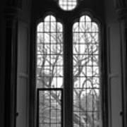 Palace Window Art Print