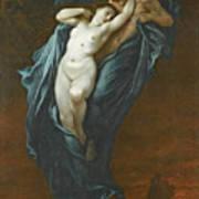 Paolo And Francesca Da Rimini Art Print