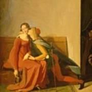 Paolo And Francesca Art Print