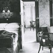 Parlour Suite Of Titanic Ship Art Print by Photo Researchers