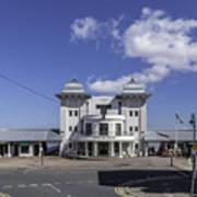 Penarth Pier Pavilion 2 Art Print