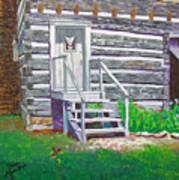 Pioneer Village II Art Print