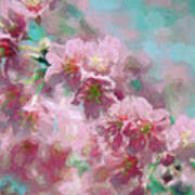 Plum Blossom - Bring On Spring Series Art Print
