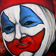 Pogo The Clown Art Print