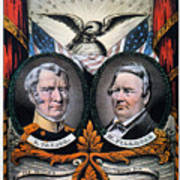 Presidential Campaign, 1848 Art Print by Granger