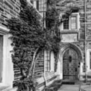 Princeton University Foulke Hall II Art Print