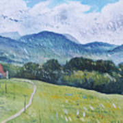 Progens Switzerland 2016 Art Print
