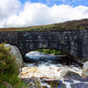 Ps I Love You Bridge In Ireland Art Print