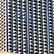 Pueblo Downtown Design 3 Art Print