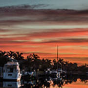 Punta Gorda From Bal Harbor Art Print